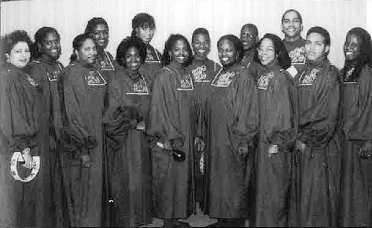 Gospel Choir members