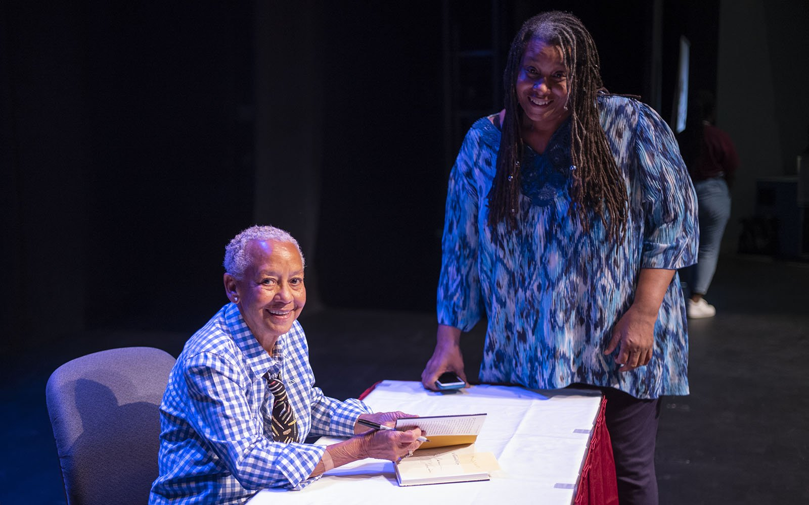 "Poet Nikki Giovanni speaks on ""Grit, Grace, and Glow: Celebrating Black Excellence"" on October 7, 2019"