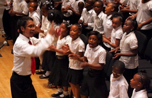 chester childrens chorus