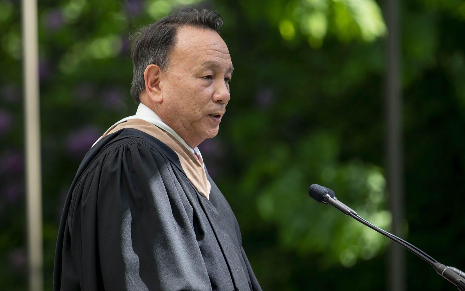 John Chen '76 H'19