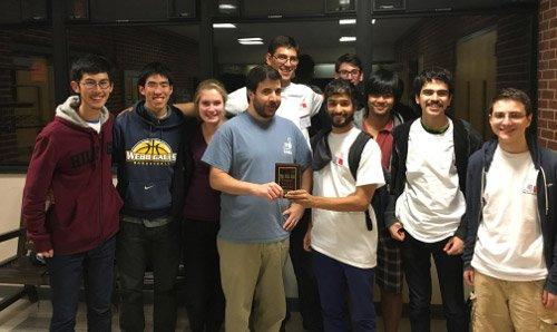 ACM Student Competitors