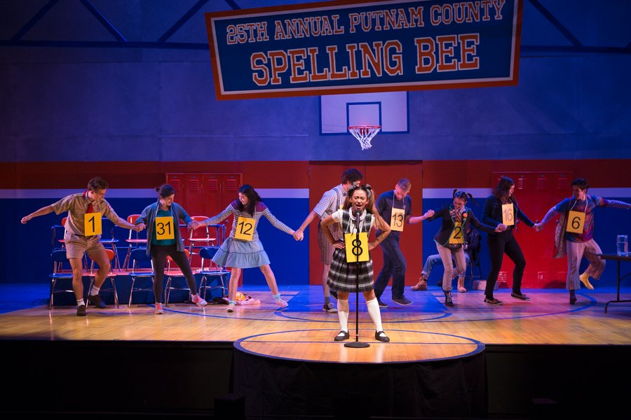 Production Ensemble 2017: The 25th Annual Putnam County Spelling Bee by William Finn and Rachel Sheinkin