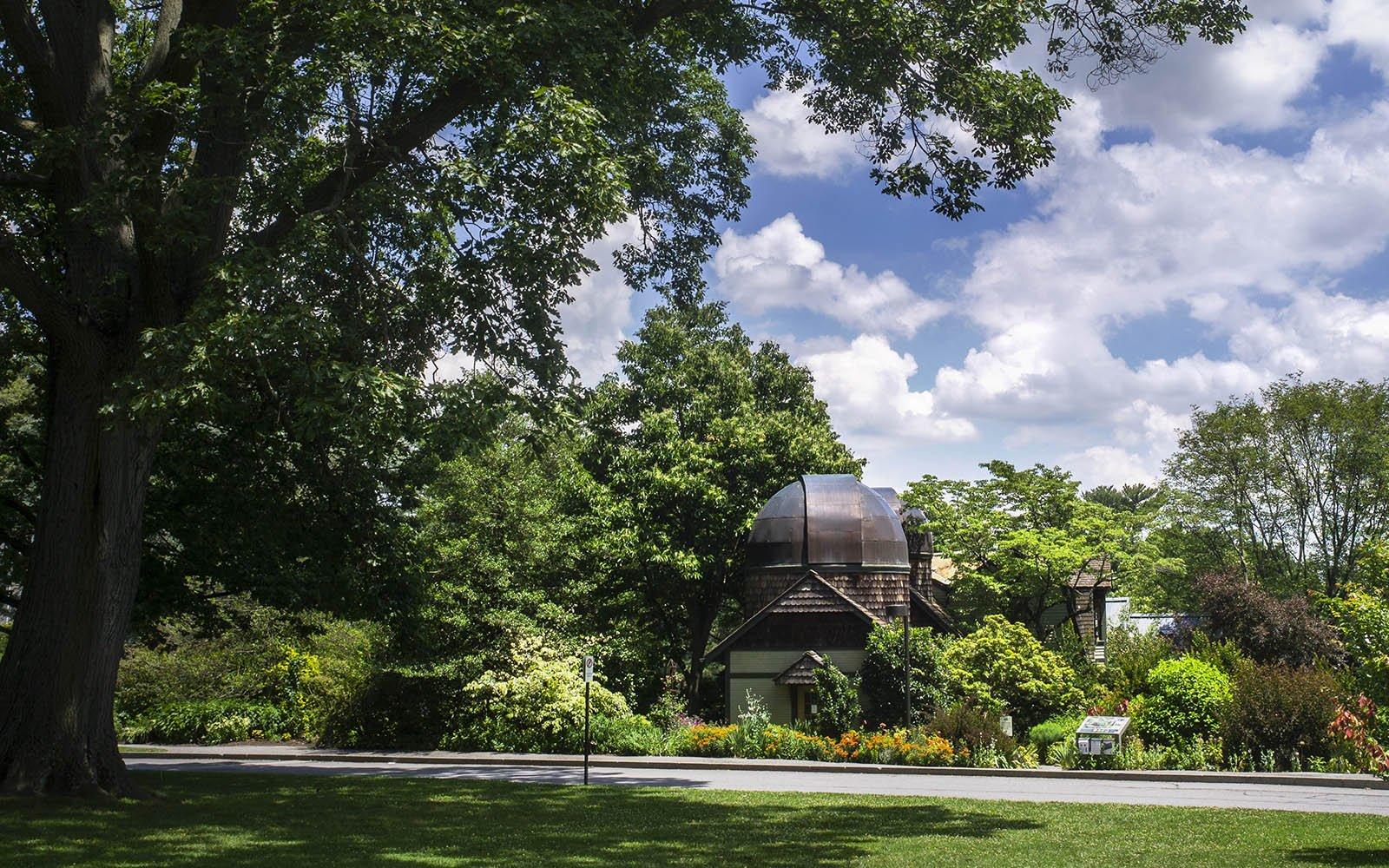 astronomy dome