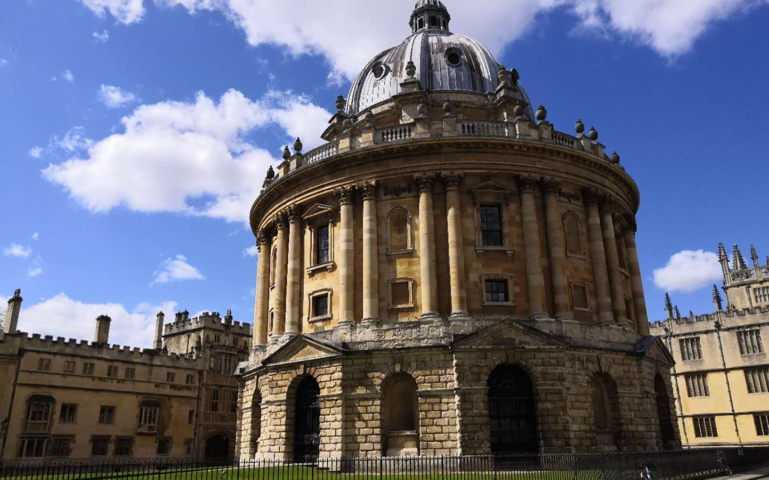 st Anne's College, Oxford University