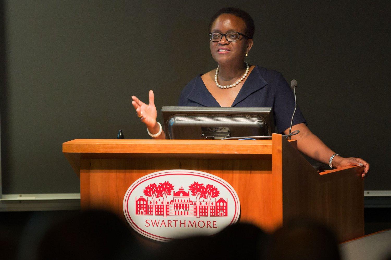 President Valerie Smith | Aug 2016