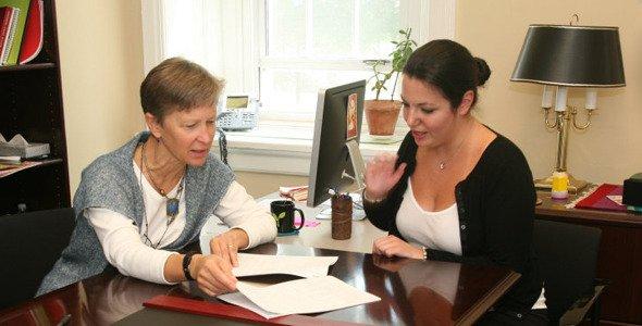 Advising meeting