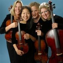 Cavani String Quartet Masterclass