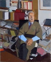 John Dubrow Exhibit: City Scenes and Portraits,  2000–2007