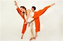 The Trisha Brown Dance Company Master class