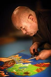 Tibetan Buddhism and the Art of Sand Mandalas