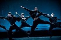 Aszure Barton Dance Concert