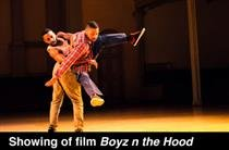 Kyle Abraham / Abraham.In.Motion - Showing of film Boyz n the Hood, followed by discussion
