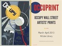 Occuprint: Occupy Wall Street Artists' Prints