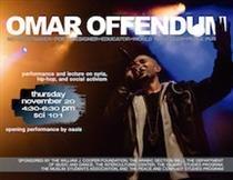 Omar Offendum - Syrian American Hip-Hop Artist