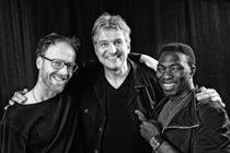 Hans Lüdemann TRIO IVOIRE with Aly Keita + Christian Thomé