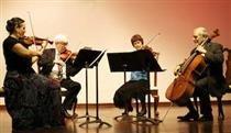 Midday Monday Concert: Wister String Quartet