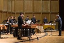 Midday Monday Concert: University of Delaware Percussion Ensemble