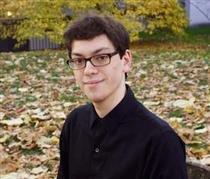 Senior Recital, Aaron Slepoi