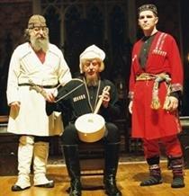 Trio Kavkasia Workshop