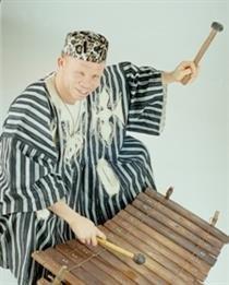 Bernard Woma and the Saakumu Dance Troupe Workshop