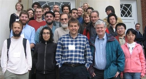 At Dynamics Conference, University of Maryland, Spring 2008