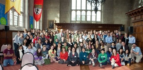 Oxtoby Centennial Conference, Oct 2010
