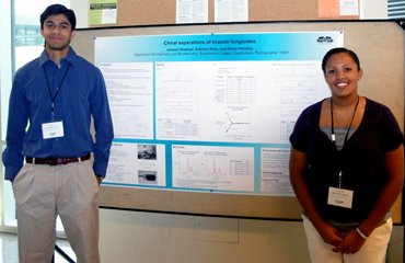 Jora and Kathryn at ICASS, 2009