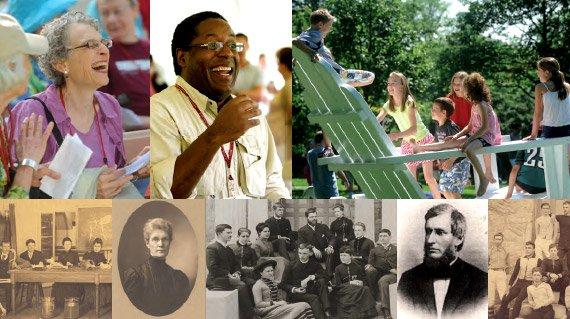 Alumni Weekend Collage