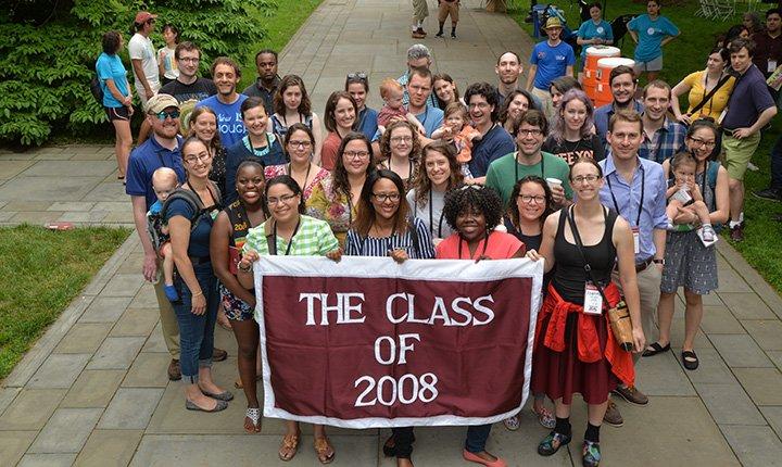 Class of 2008 at Class Parade