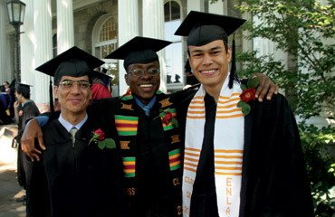 Swarthmore Graduation