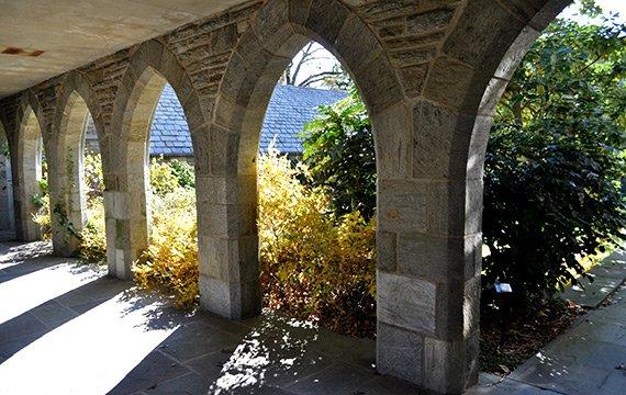 Clothier Arch