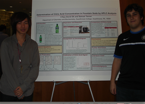 2012 Chem 43 Poster Session