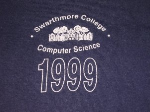 1998-99 Computer Science T Shirt