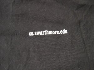 2002-03 Computer Science T Shirt