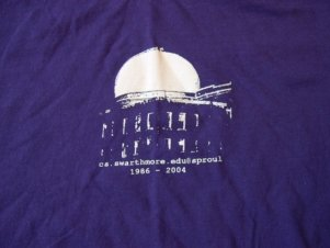 2003-04 Computer Science T Shirt