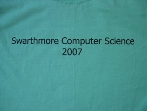 2006-07 Computer Science T Shirt