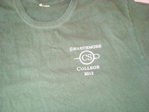 2011-12 Computer Science T Shirt