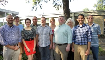 2012-2013 Faculty Group Photo