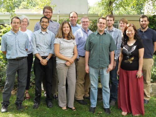 2014-2015 Faculty Group Photo