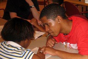 Dare 2 Soar tutoring program