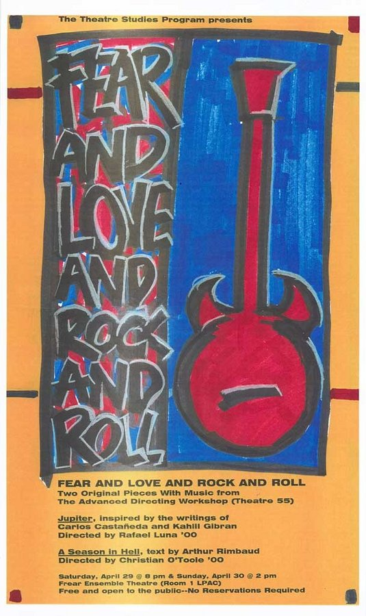 Fear and Love and Rock and Roll