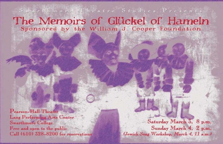 The Memoirs of Gluckel of Hameln
