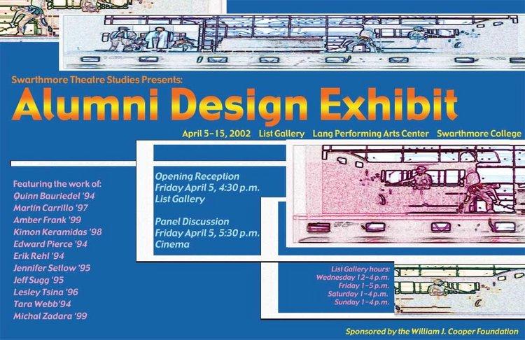 Alumni Design Exhibit