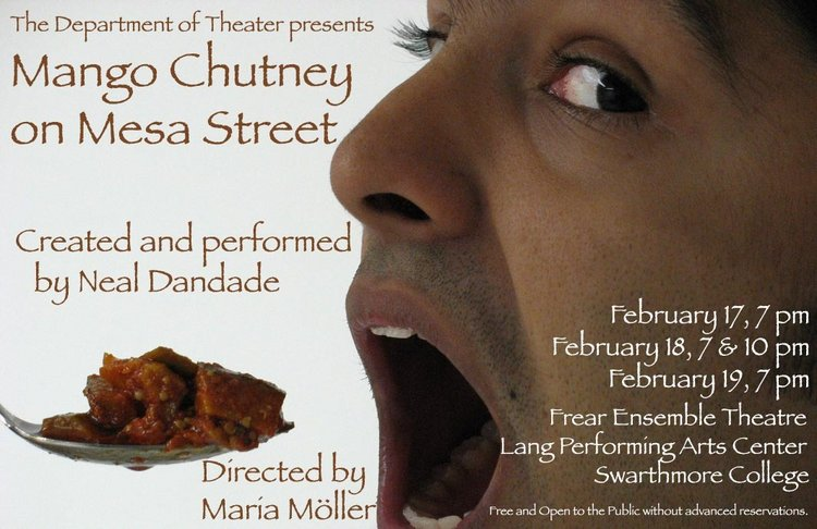 Mango Chutney on Mesa Street
