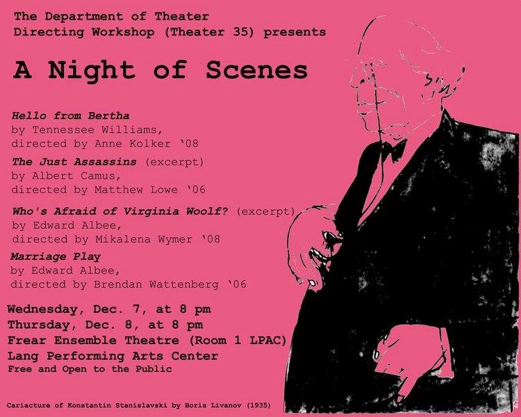 Night of Scenes