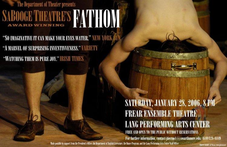 Sabooge Theatre's Fathom