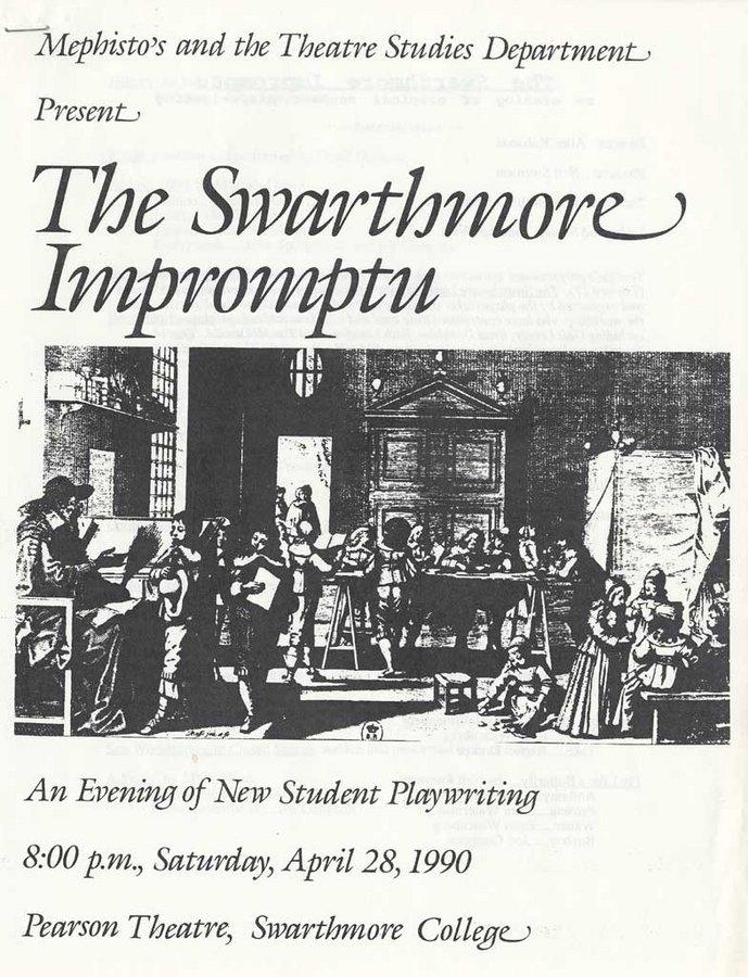 Swarthmore Impromptu (1990)