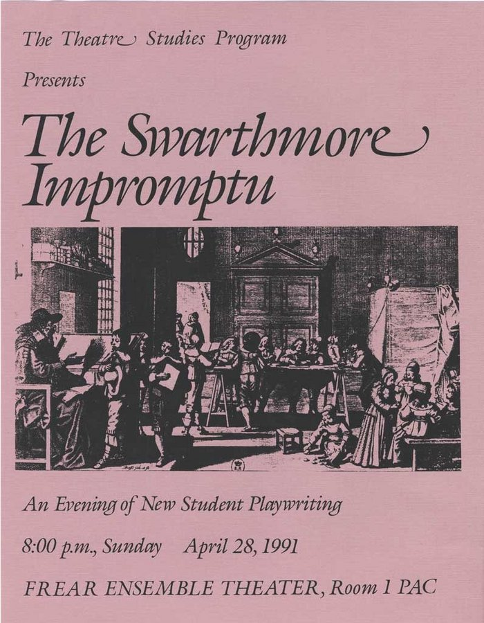 Swarthmore Impromptu (1991)