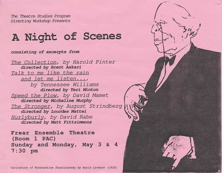 Night of Scenes (1993)