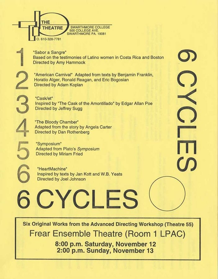 6 Cycles